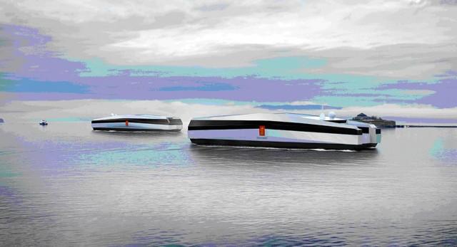 Καινοτόμο πρόγραμμα, ανοίγει το δρόμο για τα αυτόνομα, μη επανδρωμένα πλοία