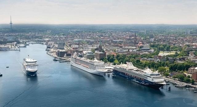 Το Κίελο αναδεικνύεται σε αγαπημένο λιμάνι για την ευρωπαϊκή αγορά κρουαζιέρας