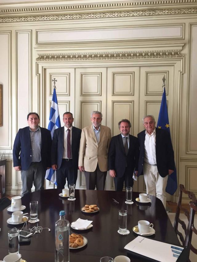 Αφετηρία επανεκκίνησης της ελληνικής ναυπηγικής βιομηχανίας με την ανανέωση του στόλου της ΕΕΝΜΑ