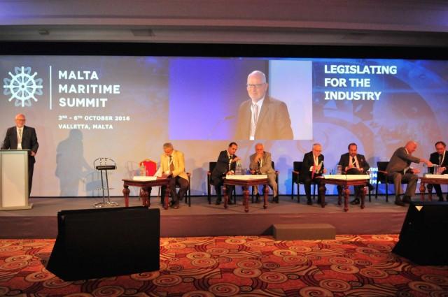 Πραγματοποιήθηκε το Ναυτιλιακό Συνέδριο Υψηλού Επιπέδου στη Βαλέτα της Μάλτας