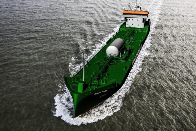 Nέες παραγγελίες δεξαμενοπλοίων στα ολλανδικά ναυπηγεία