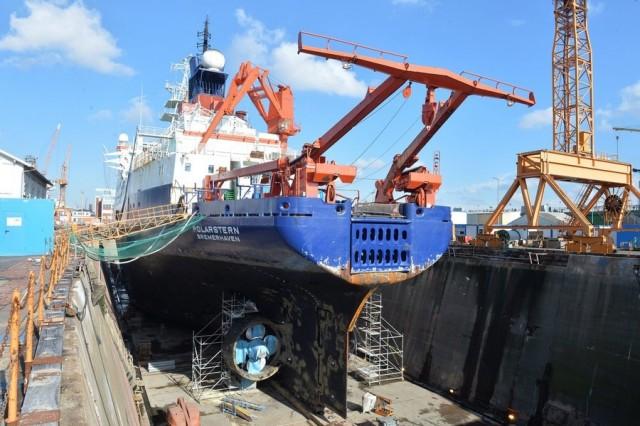Η ανάπτυξη της γερμανικής ναυπηγικής βιομηχανίας δημιουργεί νέες θέσεις εργασίας