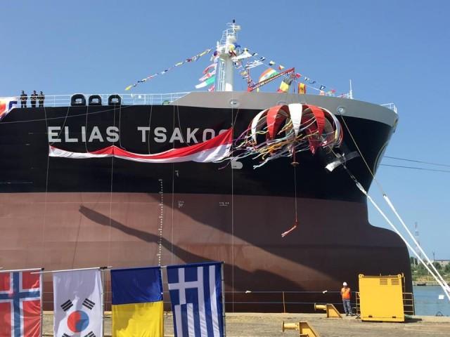15 νεότευκτα δεξαμενόπλοια θα προστεθούν στο στόλο της TSAKOS ENERGY NAVIGATION LTD (TEN LTD)