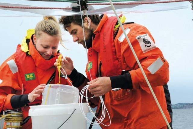 Προσπάθεια βελτίωσης των ευκαιριών σταδιοδρομίας των γυναικών στον επιστημονικό χώρο της θαλάσσιας έρευνας