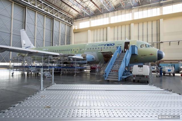 Η Airbus στοχεύει να ξεπεράσει την Boeing ως το 2020 στις παραδόσεις αεροσκαφών
