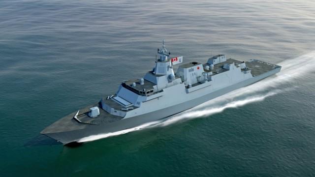 Στόχος η ανάδειξη της Βρετανίας σε ένα παγκόσμιο κέντρο ναυπήγησης υπερσύγχρονων πολεμικών σκαφών