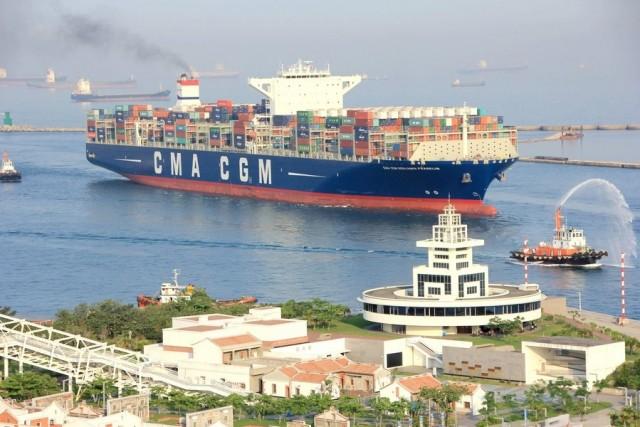 H CMA CGM προωθεί την χρήση του LNG ως καυσίμου για τα πλοία μεταφοράς εμπορευματοκιβωτίων