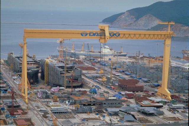 Θετικές προσδοκίες για την Daewoo Shipbuilding