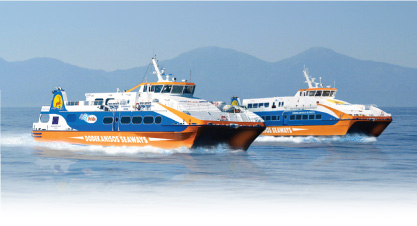 H Dodekanisos Seaways θα εκτελεί καθημερινά δρομολόγια προς την Ιερά Μονή Πανορμίτη Σύμης