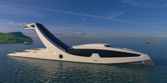 Shaddai Mega Yacht: ταξιδεύοντας σε ένα γιοτ απαράμιλλης πολυτέλειας (video + φωτογραφίες)