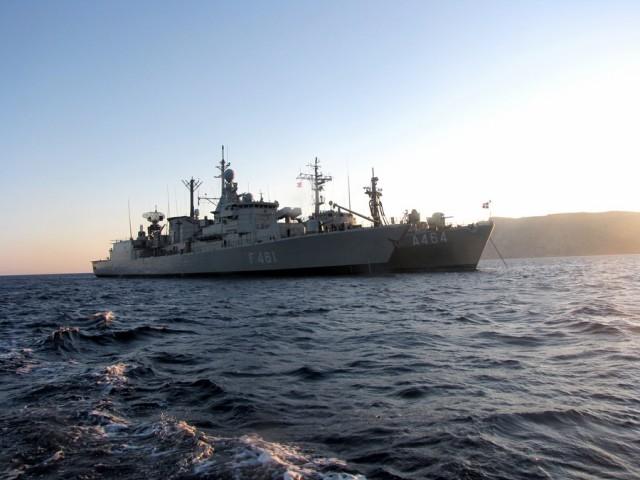 Εορτάζοντας την επέτειο της 28ης Οκτωβρίου το Πολεμικό Ναυτικό καλωσορίζει στα πλοία του το κοινό
