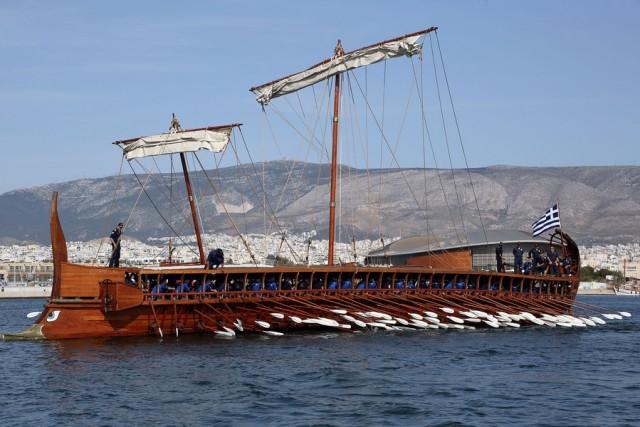 Έκθεση για τη ναυπηγική και ναυσιπλοΐα των Ελλήνων από την αρχαιότητα έως τα νεώτερα χρόνια