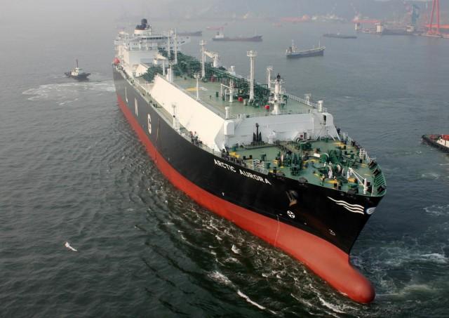 Ευτυχείς στην Dynagas LNG Partners LP για τις νέες ναυλώσεις