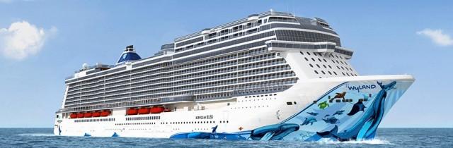 Η Norwegian Cruise Line επέλεξε γερμανικά ναυπηγεία για την κατασκευή νέου κρουαζιερόπλοιου