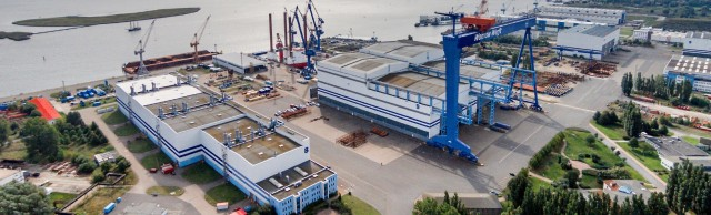 Σημάδια ανάπτυξης για τη ναυπηγική βιομηχανία της Γερμανίας