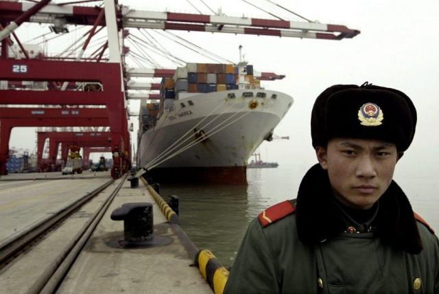 Ναυλαγορά: η «όρεξη» της Κίνας για εισαγωγές, είναι το χαρακτηριστικό των τελευταίων 2 μηνών