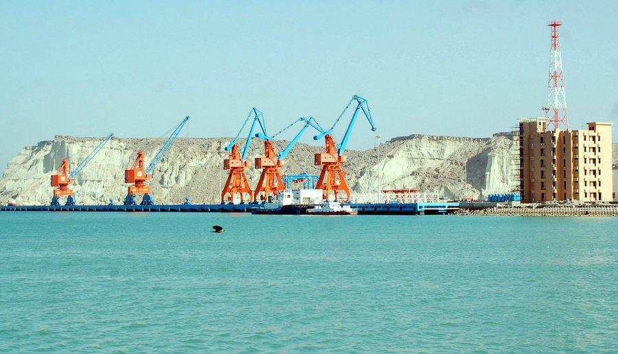 Gwadar deep sea port's operation handed over to China