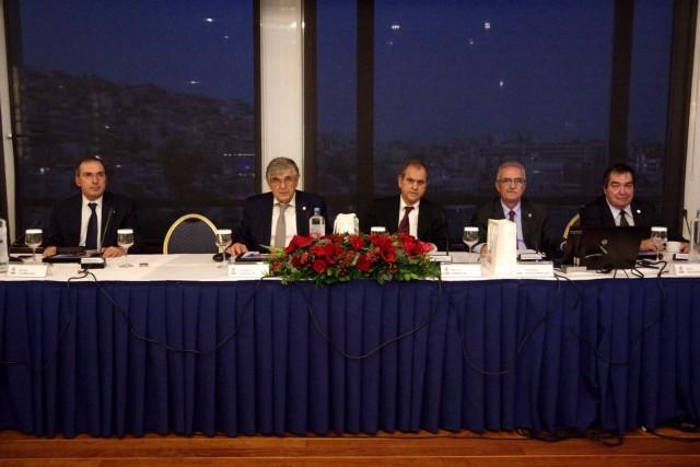 Πραγματοποιήθηκε η 26η συνάντηση της Ελληνικής Τεχνικής Επιτροπής του Bureau Veritas