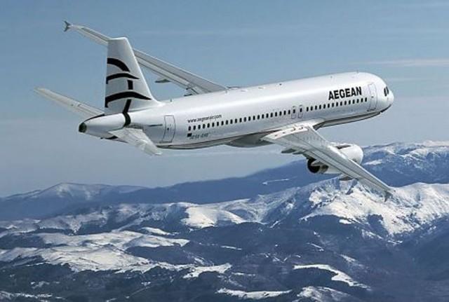 H AEGEAN προσφέρει σε 61 αεροσκάφη παραδοσιακές γεύσεις και εικόνες ομορφιάς από όλη την Ελλάδα