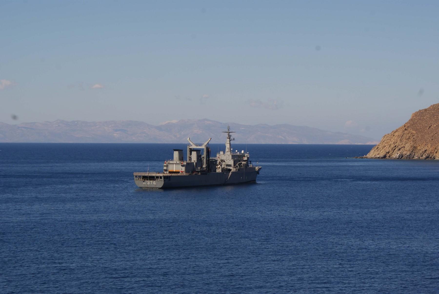 Το Γενικό Επιτελείο Ναυτικού ανακοίνωσε Πρόγραμμα Προληπτικής Ιατρικής των κατοίκων νησιών του Αιγαίου