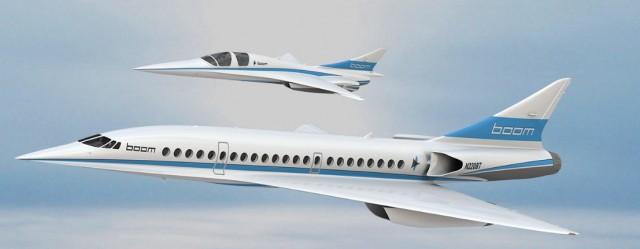 Ξεκινά μία νέα εποχή προσιτών υπερηχητικών αεροπορικών ταξιδιών;