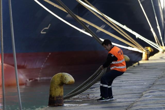 Δεμένα τα πλοία στα λιμάνια της χώρας αύριο 24 Νοεμβρίου