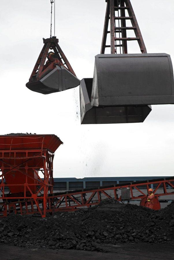 Κατολισθαίνει ο Δείκτης Τιμών του άνθρακα στην Κίνα