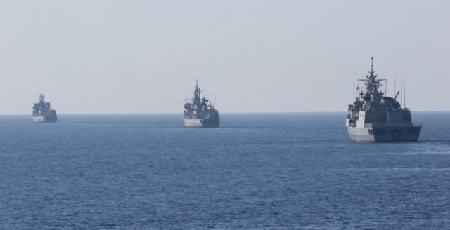 Το Πολεμικό Ναυτικό ετοιμάζεται για την εορτή του (βίντεο)