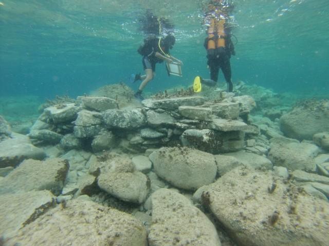 Αρχαία ναυάγια άγνωστα μέχρι σήμερα