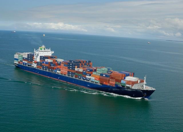 Το νεότερο πλοίο εμπορευματοκιβωτίων εστάλη για διάλυση