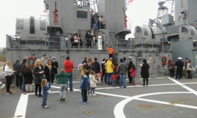 Το Πολεμικό Ναυτικό προετοιμάζεται για τον εορτασμό του Αγ. Νικολάου