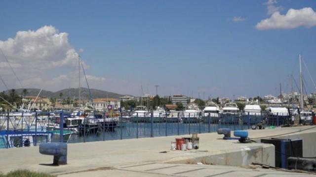 Απαγόρευση απόπλου Ε/Γ-Ο/Γ πλοίου στο Λαύριο
