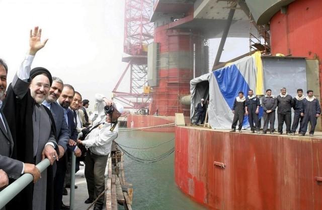H πρώτη συμφωνία του Ιράν με μια ξένη ναυπηγική εταιρεία μετά την άρση του εμπάργκo