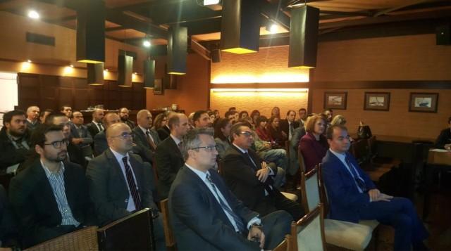 Το συνέδριο Ναυτιλιακής Χρηματοδότησης της Ένωσης Τραπεζικών και Χρηματοοικονομικών Στελεχών της Ελληνικής Ναυτιλίας