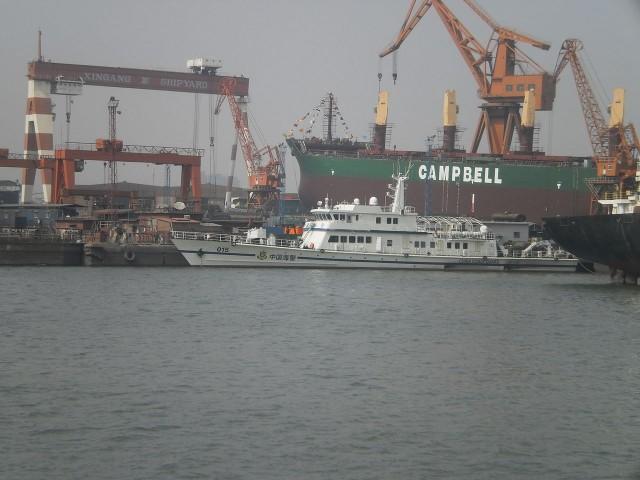 Εγκύκλιος για τις κλοπές που σημειώθηκαν στο λιμάνι Tianjin