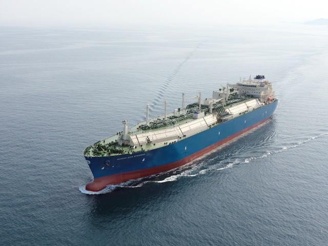 Σε υπογραφή συμφωνίας με τα ναυπηγεία Daewoo Shipbuilding προχώρησε η Maran Gas