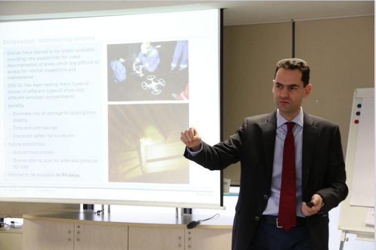 Dr Nikolaos Kakalis, Manager R&D and Advisory
