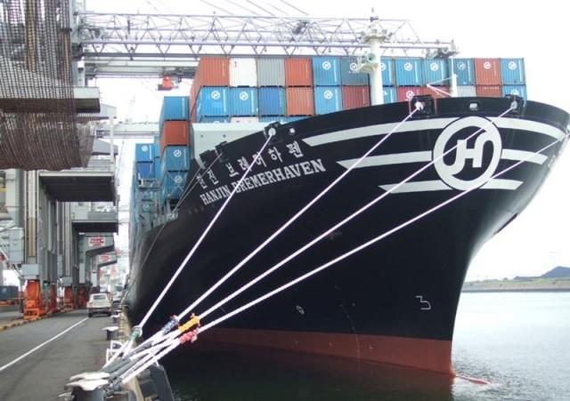 Συνεχίζεται η πώληση μεριδίων της Hanjin Shipping