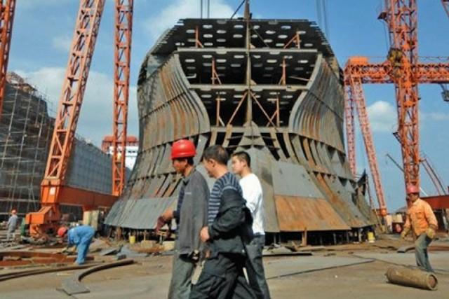 Στην φυλακή για δωροδοκία ο πρώην πρόεδρος των ναυπηγείων Guangxin