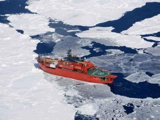 Οι πάγοι στην Αρκτική λιώνουν με πρωτόγνωρους ρυθμούς (βίντεο)