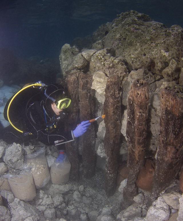 Tα μυστικά που κρύβει ακόμα ο αρχαίος λιμένας της Κορίνθου στο Λέχαιο