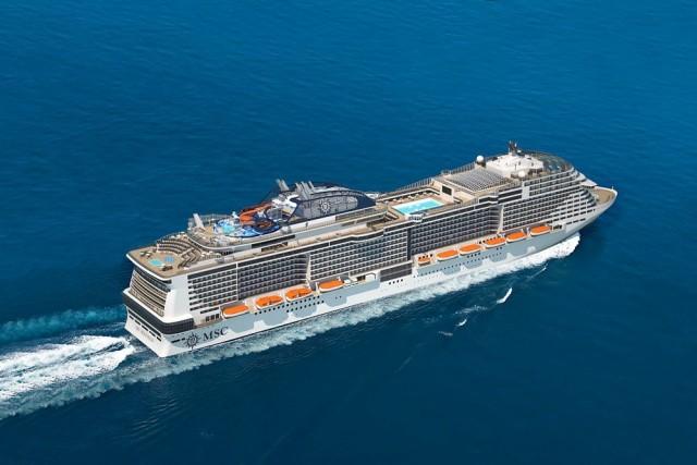 Πολύτιμος πελάτης για τα γαλλικά ναυπηγεία STX France η MSC Cruises (βίντεο)