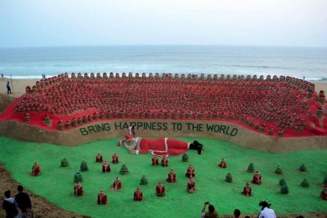 Christmas Eve in Orissa