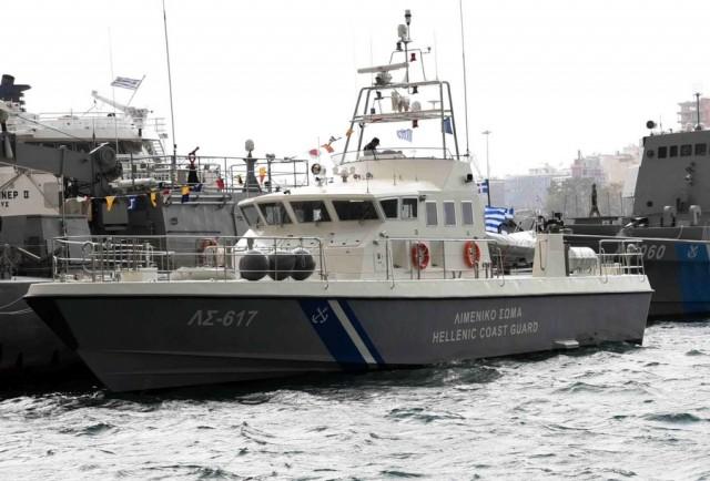 Σε δυσχερή θέση Τουρκικό σκάφος, στη θαλάσσια περιοχή πλησίον της Κω (βίντεο)