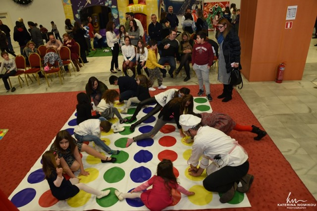 Ο ΟΛΠ κοντά στα παιδιά των εργαζομένων, στους μαθητές και στους φοιτητές (φωτογραφίες)