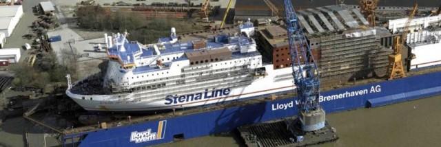 Νέα εποχή για τα ναυπηγεία Lloyd Werft