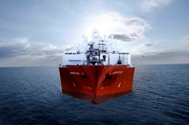 Συμμετοχή της GasLog στο έργο του LNG της Αλεξανδρούπολης