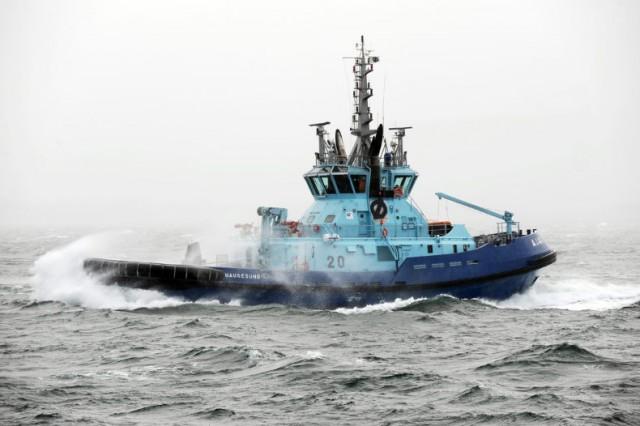 Συνεχίζονται οι ναυπηγήσεις ρυμουλκών διπλού καυσίμου