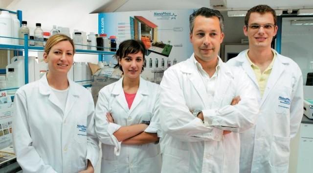 H Nanophos Α.Ε. υποψήφια για το βραβείο Καινοτομίας του θεσμού European Business Awards