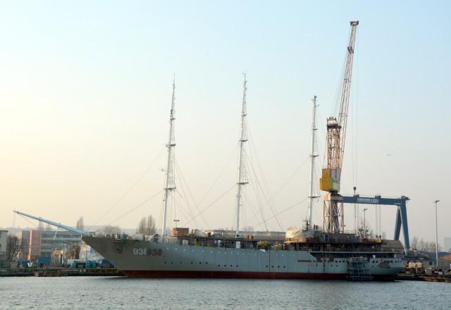 Το Π.Ν. της Αλγερίας αποκτά νέο, εκπαιδευτικό ιστιοφόρο πλοίο (βίντεο)